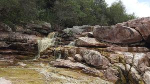 Cachoeira Do Rio Garapa X Cachoeira Da Favela-Destaque