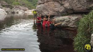 Cachoeira Do Rio Garapa X Cachoeira Da Favela-Roteiro 02