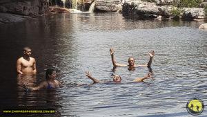 Cachoeira Do Rio Garapa X Cachoeira Da Favela-Roteiro 03