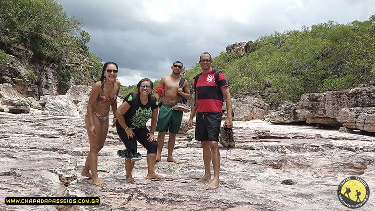 Cachoeira Do Rio Garapa X Cachoeira Da Favela-Roteiro 04
