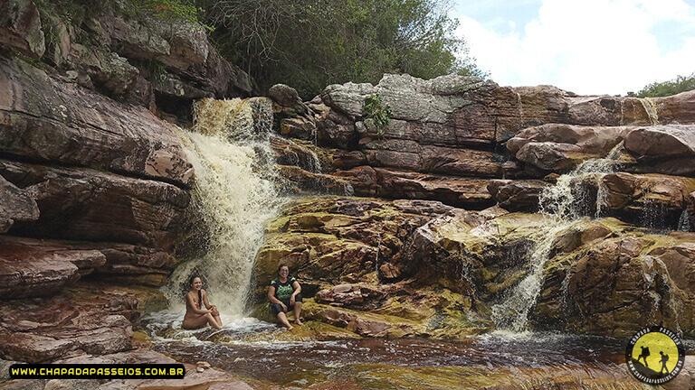 Cachoeira Do Rio Garapa X Cachoeira Da Favela-Roteiro 05