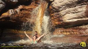Cachoeira Do Rio Garapa X Cachoeira Da Favela-novas (2)