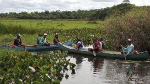 Marimbus X Rio Roncador-Destaque