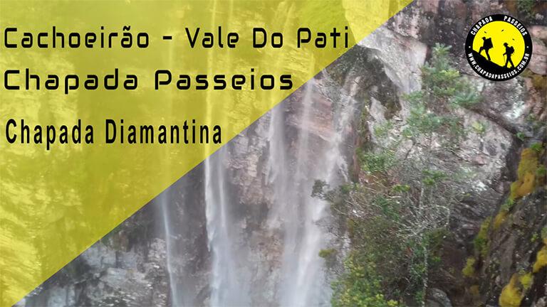 Cachoeirão - Chapada Passeios-Videos