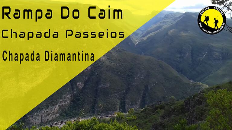 Chapada Passeios-Rampa Do Caim-site