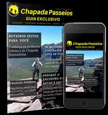 Ebook Chapada Passeios 221X224